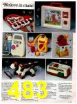 1983 Sears Christmas Book, Page 483