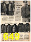 1966 Montgomery Ward Fall Winter Catalog, Page 649