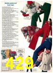 1977 Sears Fall Winter Catalog, Page 429