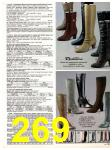1983 Sears Fall Winter Catalog, Page 269