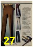 1979 Sears Fall Winter Catalog, Page 27