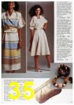 1985 Sears Spring Summer Catalog, Page 35
