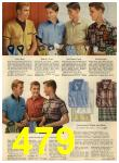1960 Sears Spring Summer Catalog, Page 479