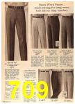 1964 Sears Spring Summer Catalog, Page 709