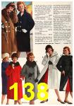 1962 Sears Fall Winter Catalog, Page 138