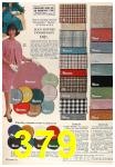 1964 Sears Spring Summer Catalog, Page 379