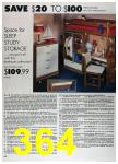 1989 Sears Home Annual Catalog, Page 364