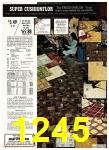 1975 Sears Fall Winter Catalog, Page 1245