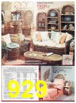1988 Sears Fall Winter Catalog, Page 929