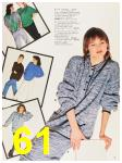 1987 Sears Fall Winter Catalog, Page 61