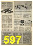 1968 Sears Fall Winter Catalog, Page 597