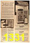 1963 Sears Fall Winter Catalog, Page 1331