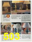 1989 Sears Home Annual Catalog, Page 503