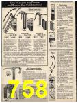 1978 Sears Fall Winter Catalog, Page 758