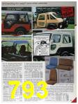 1985 Sears Fall Winter Catalog, Page 793