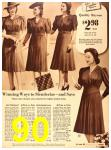 1940 Sears Fall Winter Catalog, Page 90