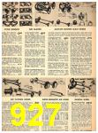 1949 Sears Spring Summer Catalog, Page 927