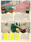 1956 Sears Fall Winter Catalog, Page 903