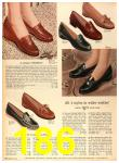1958 Sears Fall Winter Catalog, Page 186