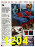 1986 Sears Spring Summer Catalog, Page 1204