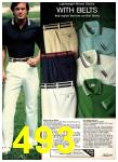 1980 Sears Spring Summer Catalog, Page 493