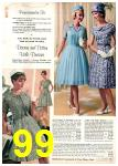 1962 Montgomery Ward Spring Summer Catalog, Page 99
