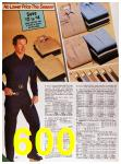 1985 Sears Fall Winter Catalog, Page 600