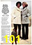 1975 Sears Fall Winter Catalog, Page 101