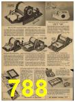 1962 Sears Spring Summer Catalog, Page 788