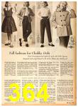 1958 Sears Fall Winter Catalog, Page 364