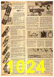 1962 Sears Fall Winter Catalog, Page 1024