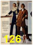 1972 Sears Fall Winter Catalog, Page 126