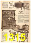 1960 Sears Fall Winter Catalog, Page 1315