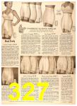 1956 Sears Fall Winter Catalog, Page 327
