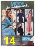 1991 Sears Fall Winter Catalog, Page 14