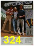 1986 Sears Spring Summer Catalog, Page 324