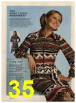 1972 Sears Fall Winter Catalog, Page 35
