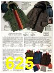 1982 Sears Fall Winter Catalog, Page 625