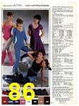 1983 Sears Fall Winter Catalog, Page 86