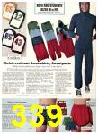 1975 Sears Spring Summer Catalog, Page 339