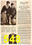1960 Sears Fall Winter Catalog, Page 548