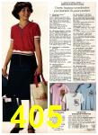 1980 Sears Spring Summer Catalog, Page 405