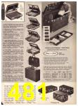1969 Sears Fall Winter Catalog, Page 481