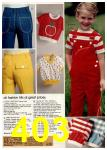 1981 Montgomery Ward Spring Summer Catalog, Page 403