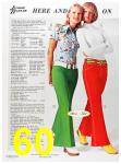 1973 Sears Spring Summer Catalog, Page 60