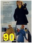 1972 Sears Fall Winter Catalog, Page 90