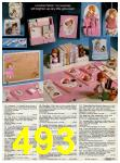 1982 Sears Christmas Book, Page 493
