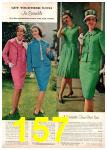 1962 Montgomery Ward Spring Summer Catalog, Page 157