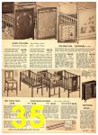 1949 Sears Spring Summer Catalog, Page 35