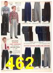 1956 Sears Fall Winter Catalog, Page 462